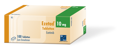 Ezetad<sup>®</sup> 10 mg Tabletten
